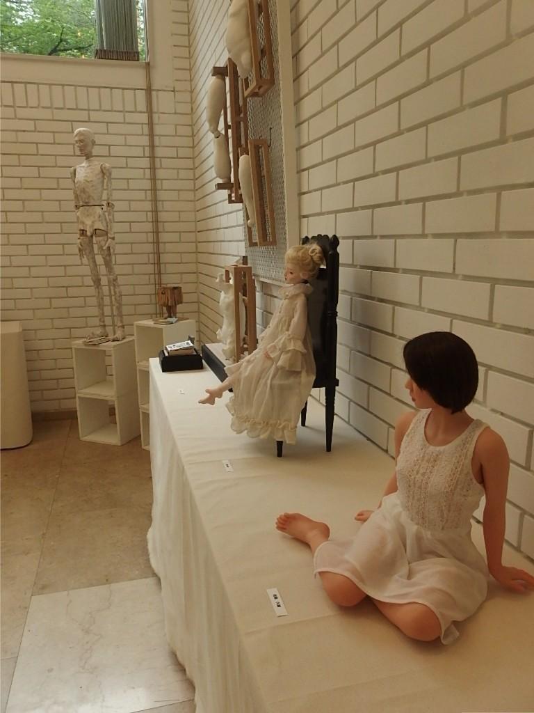 『エコール・ド・シモン同窓生による人形&作品展』開催中_d0079147_16240755.jpg
