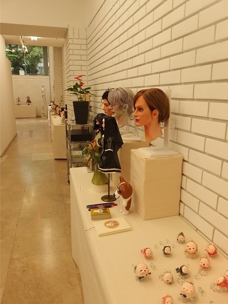 『エコール・ド・シモン同窓生による人形&作品展』開催中_d0079147_16242208.jpg
