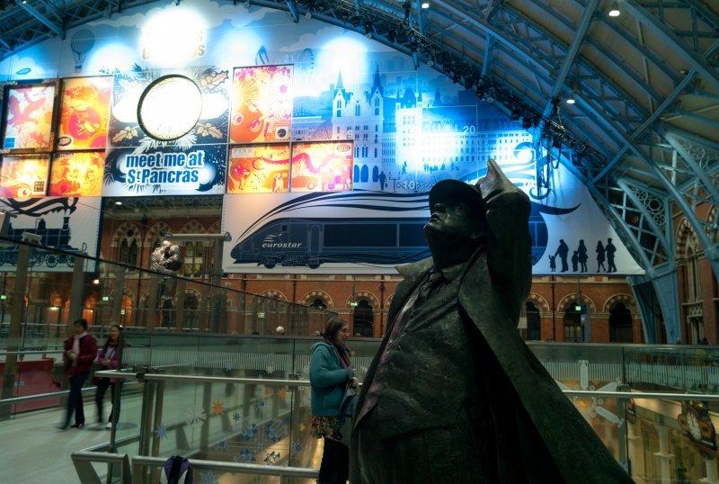 ユーロスターでロンドンへ 2007 (2)_e0129750_00135088.jpg