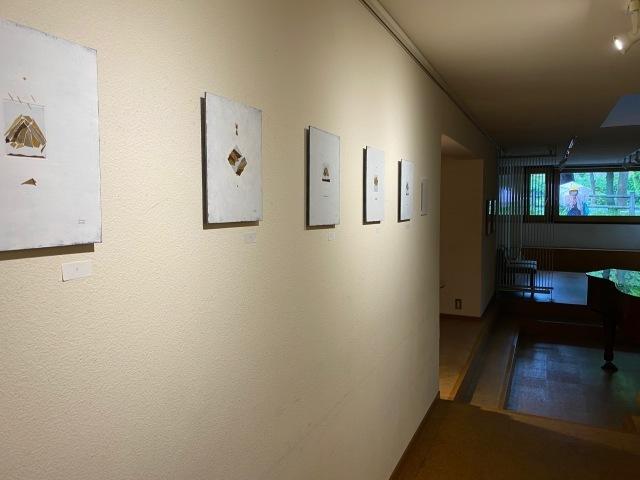 ② 2021 戸次祥子個展 shoko bekki solo exhibition [ 鉱物と稜線 ]明日からです!_e0151902_14144830.jpg