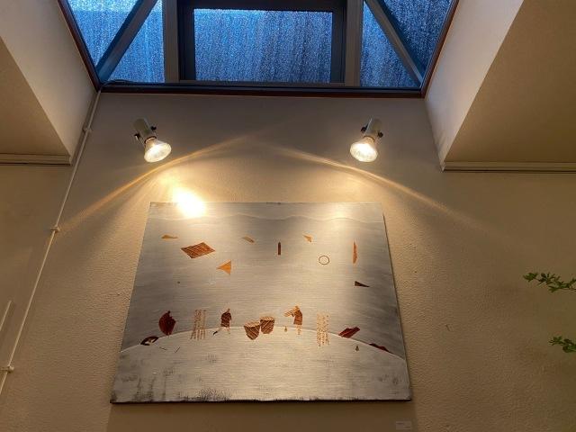 ② 2021 戸次祥子個展 shoko bekki solo exhibition [ 鉱物と稜線 ]明日からです!_e0151902_14181923.jpg