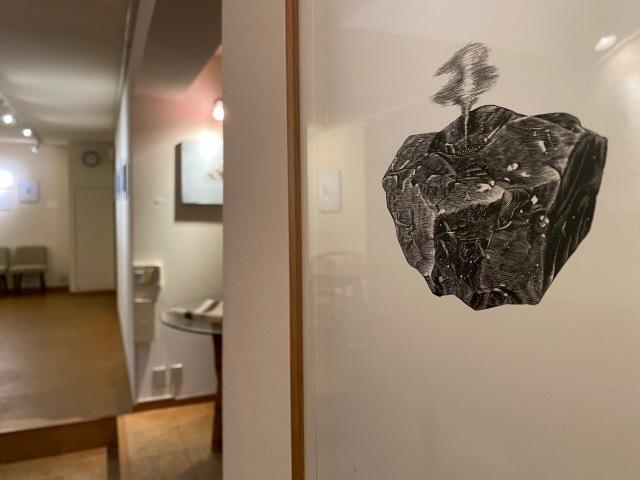 ② 2021 戸次祥子個展 shoko bekki solo exhibition [ 鉱物と稜線 ]明日からです!_e0151902_14253435.jpg