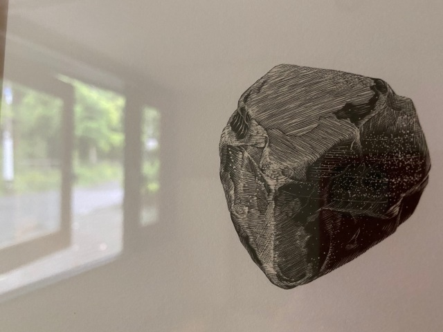 ② 2021 戸次祥子個展 shoko bekki solo exhibition [ 鉱物と稜線 ]明日からです!_e0151902_14310002.jpg