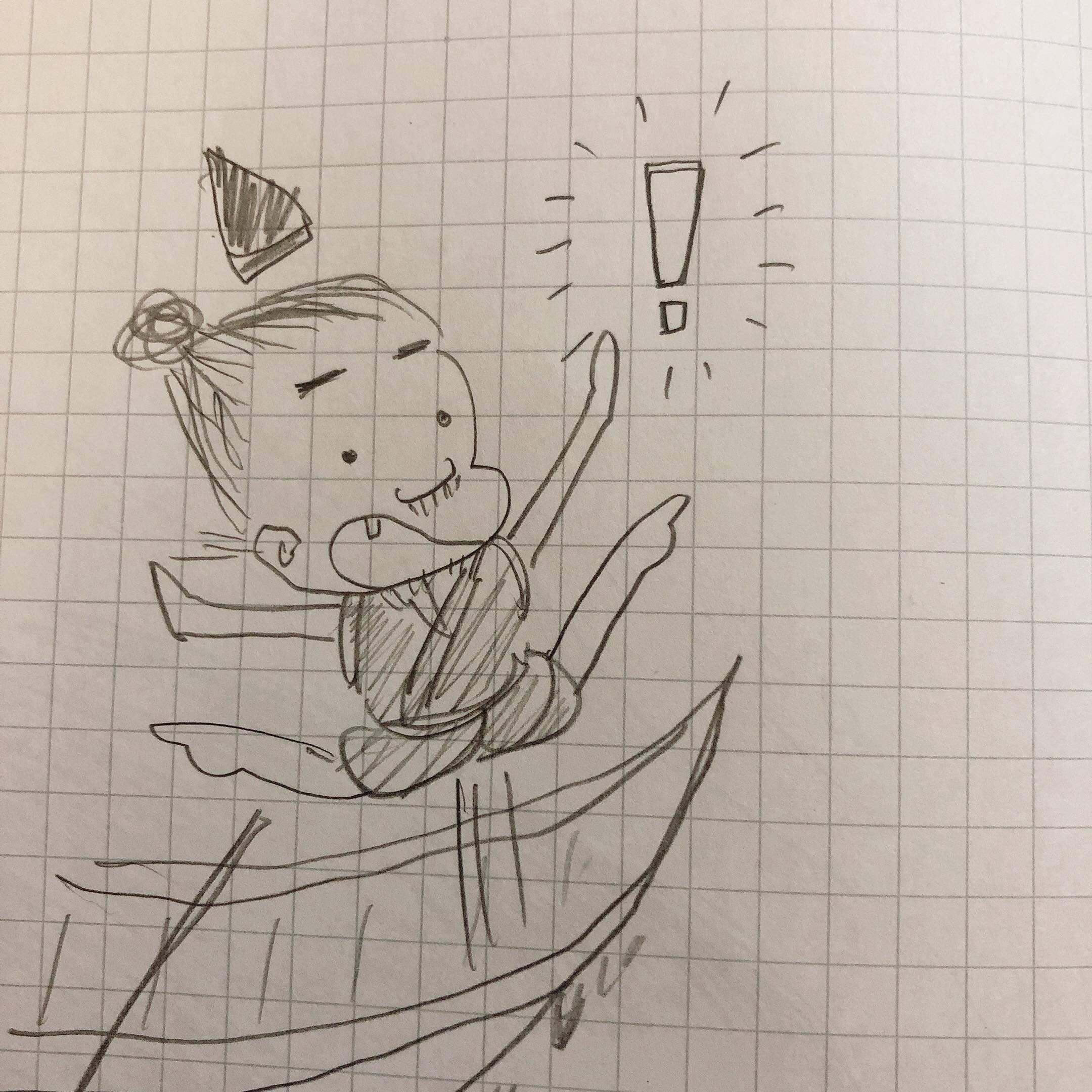 雑な安珍清姫物語②まんが_e0303005_22223153.jpg