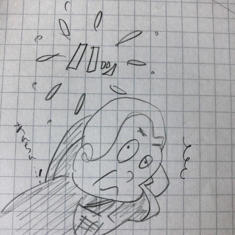 雑な安珍清姫物語③まんが_e0303005_22395882.jpg