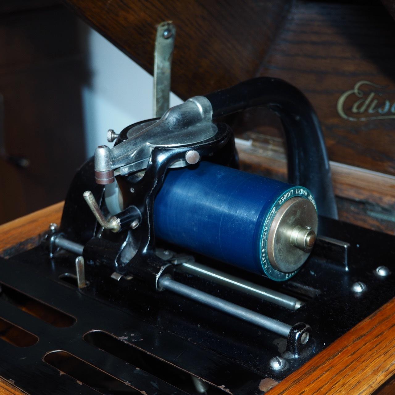 エジソン蓄音機 アンベローラ 30_a0047010_15334790.jpg
