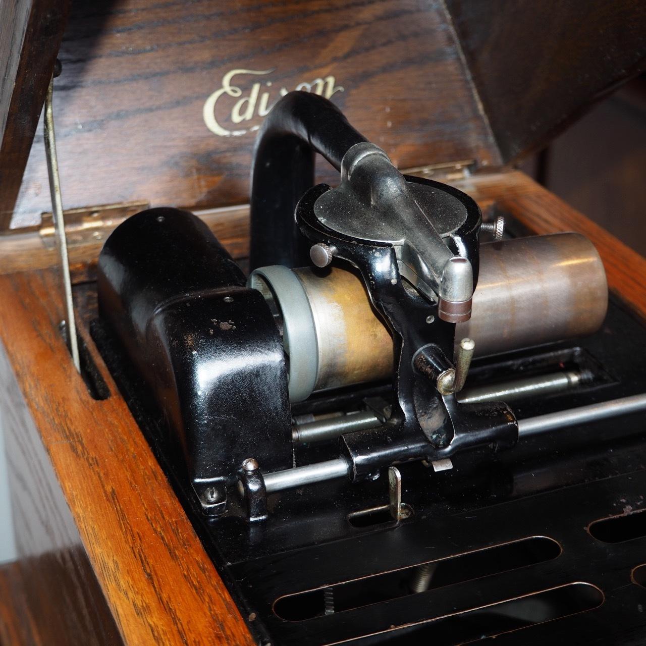 エジソン蓄音機 アンベローラ 30_a0047010_15334805.jpg