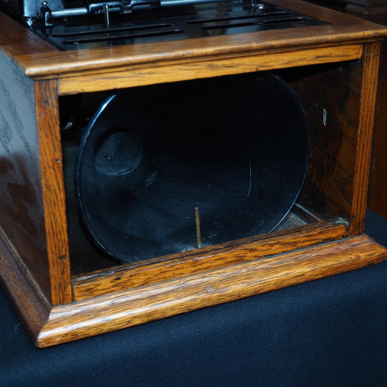 エジソン蓄音機 アンベローラ 30_a0047010_15334806.jpg