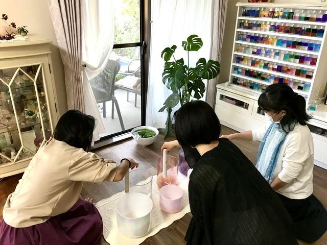 薔薇のお茶会①*2021/5/15_d0085018_16080573.jpeg