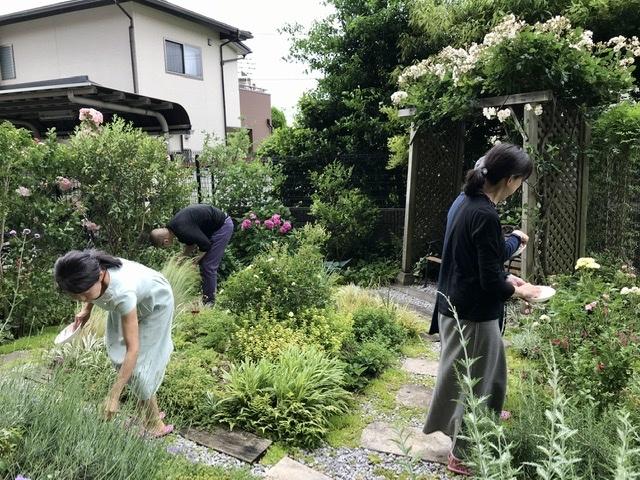 薔薇のお茶会②2021/5/17_d0085018_16280908.jpeg