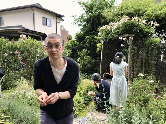 薔薇のお茶会②2021/5/17_d0085018_16282974.jpeg