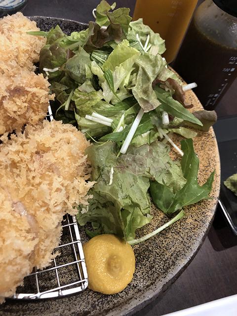 とんかつ大野屋の三県食べ比べロースかつランチ_a0349423_10195391.jpg