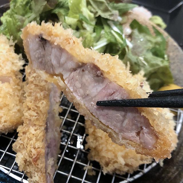 とんかつ大野屋の三県食べ比べロースかつランチ_a0349423_10204550.jpg