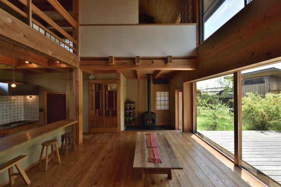 京田辺の土壁造りの家_e0164563_11033649.jpg