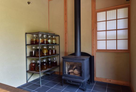 京田辺の土壁造りの家_e0164563_11041640.jpg
