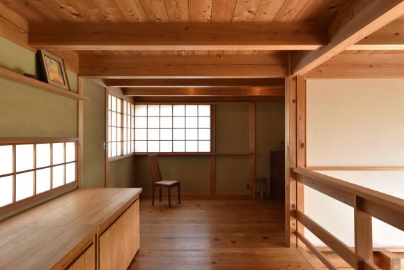 京田辺の土壁造りの家_e0164563_11050439.jpg