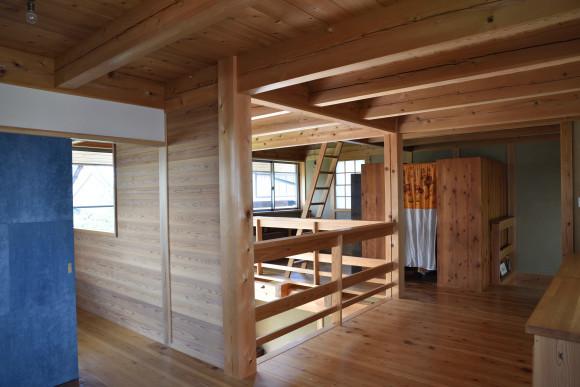 京田辺の土壁造りの家_e0164563_11051140.jpg