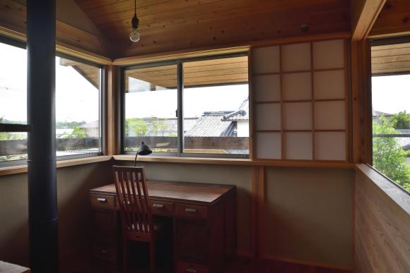 京田辺の土壁造りの家_e0164563_11052017.jpg