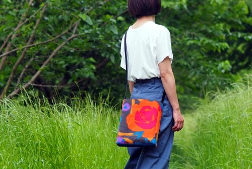 「shoulder bag」5つのファブリック_e0243765_18441770.jpg