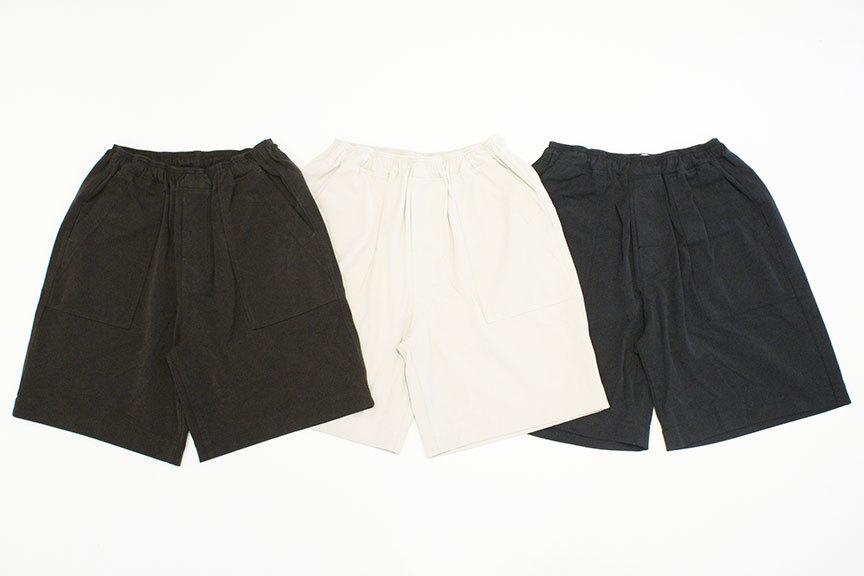 "COMFORTABLE REASON (コンフォータブルリーズン) \"" Lounge Baker shorts \""_b0122806_14110076.jpg"