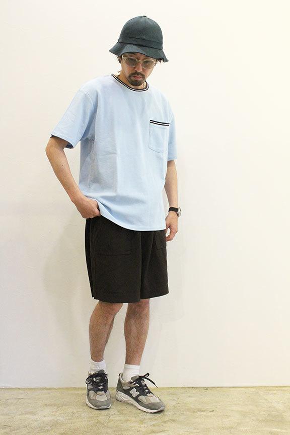"COMFORTABLE REASON (コンフォータブルリーズン) \"" Lounge Baker shorts \""_b0122806_14124191.jpg"