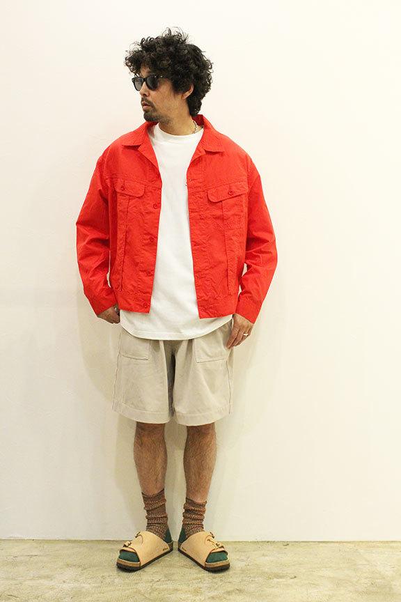 "COMFORTABLE REASON (コンフォータブルリーズン) \"" Lounge Baker shorts \""_b0122806_14125031.jpg"