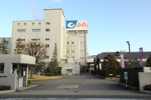 白鶴 純米酒 神のまにまに(神戸大学)[白鶴酒造]_f0138598_21185799.jpg