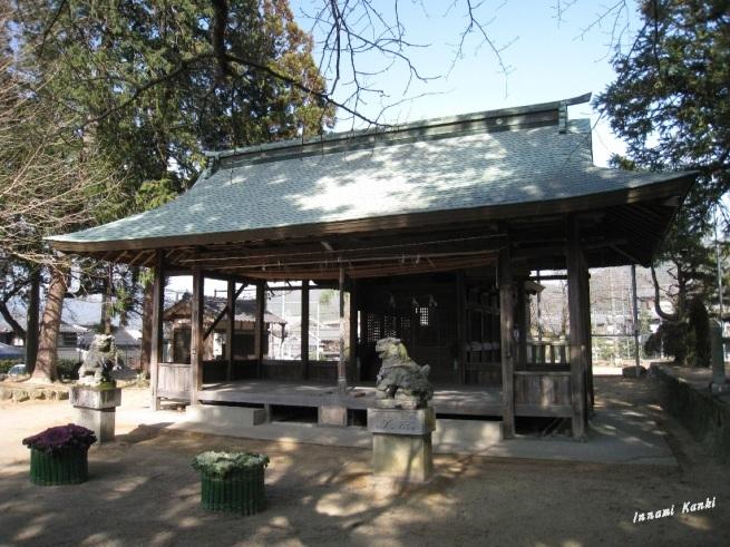 古奈為神社(こなえじんじゃ、西脇市)_d0287413_19244919.jpg