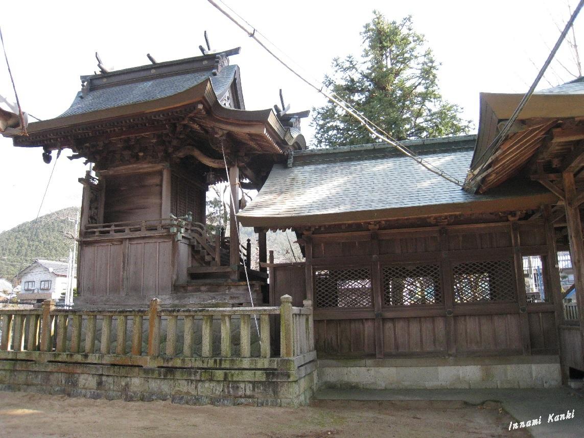 古奈為神社(こなえじんじゃ、西脇市)_d0287413_19255955.jpg