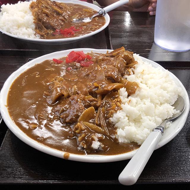 かどや東京支店のカツカレー_a0349423_10461056.jpg