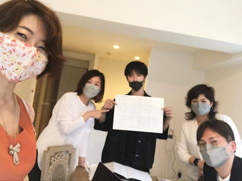 7月上旬日本リボン刺しゅう協会ウェブサイト完成!断捨離ですでにミラクルが始まっています!_a0157409_20520683.jpeg