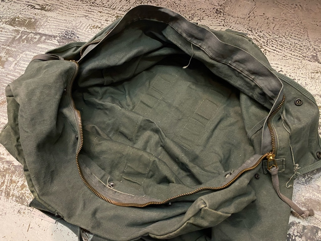 味のあるMilitary Bag!!(マグネッツ大阪アメ村店) _c0078587_17124444.jpg