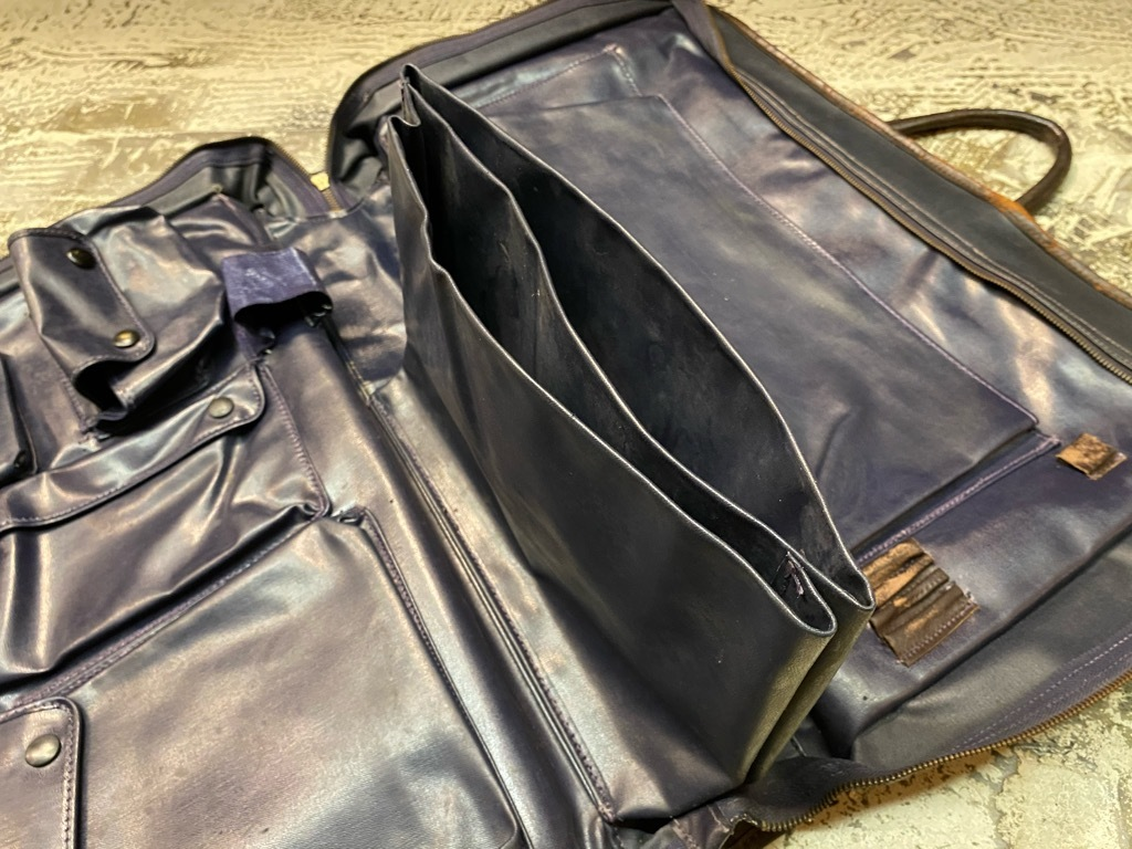 味のあるMilitary Bag!!(マグネッツ大阪アメ村店) _c0078587_17133677.jpg
