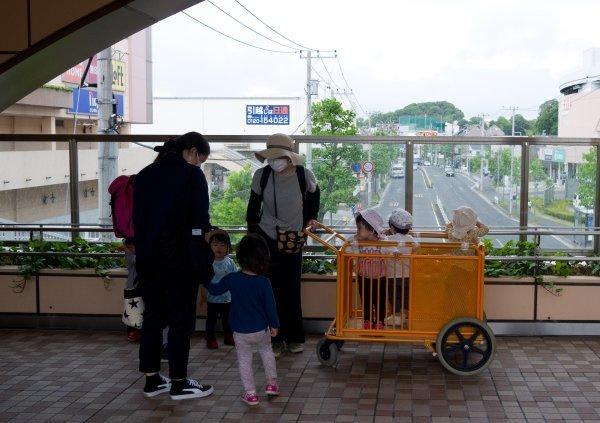 大倉山トレッサにて_e0129750_00374382.jpg