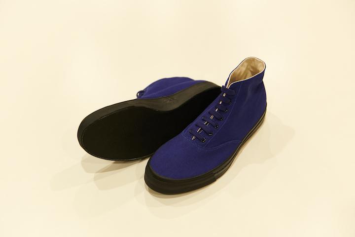 "\""WAKOUWA DECK SHOES HIGH BLACK SOLE / IK.BLUE\""ってこんなこと。_c0140560_08163594.jpg"