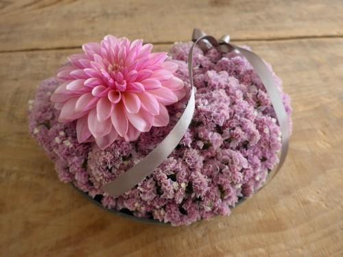 花修行~食べられないハートのケーキ~_f0232060_18120116.jpg