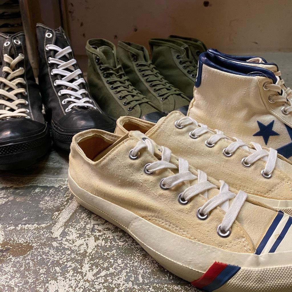 5月26日(水)マグネッツ大阪店Vintage入荷日!! #3 Sneaker編!! 1945 U.S.Military TrainingSneaker,ChuckTaylor,PRO-Keds!!_c0078587_12363495.jpg
