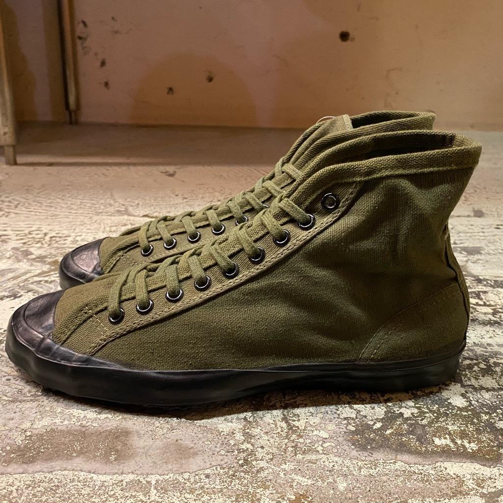 5月26日(水)マグネッツ大阪店Vintage入荷日!! #3 Sneaker編!! 1945 U.S.Military TrainingSneaker,ChuckTaylor,PRO-Keds!!_c0078587_12424875.jpg