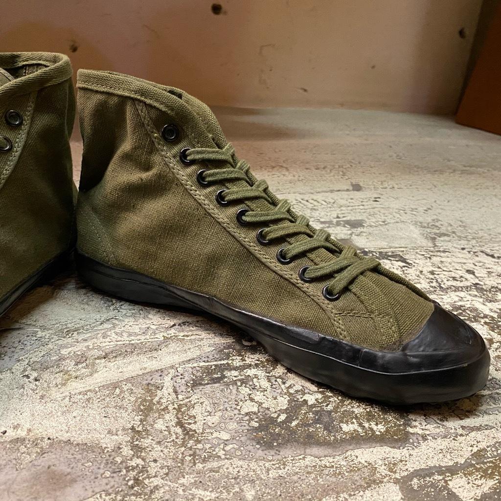 5月26日(水)マグネッツ大阪店Vintage入荷日!! #3 Sneaker編!! 1945 U.S.Military TrainingSneaker,ChuckTaylor,PRO-Keds!!_c0078587_12425260.jpg