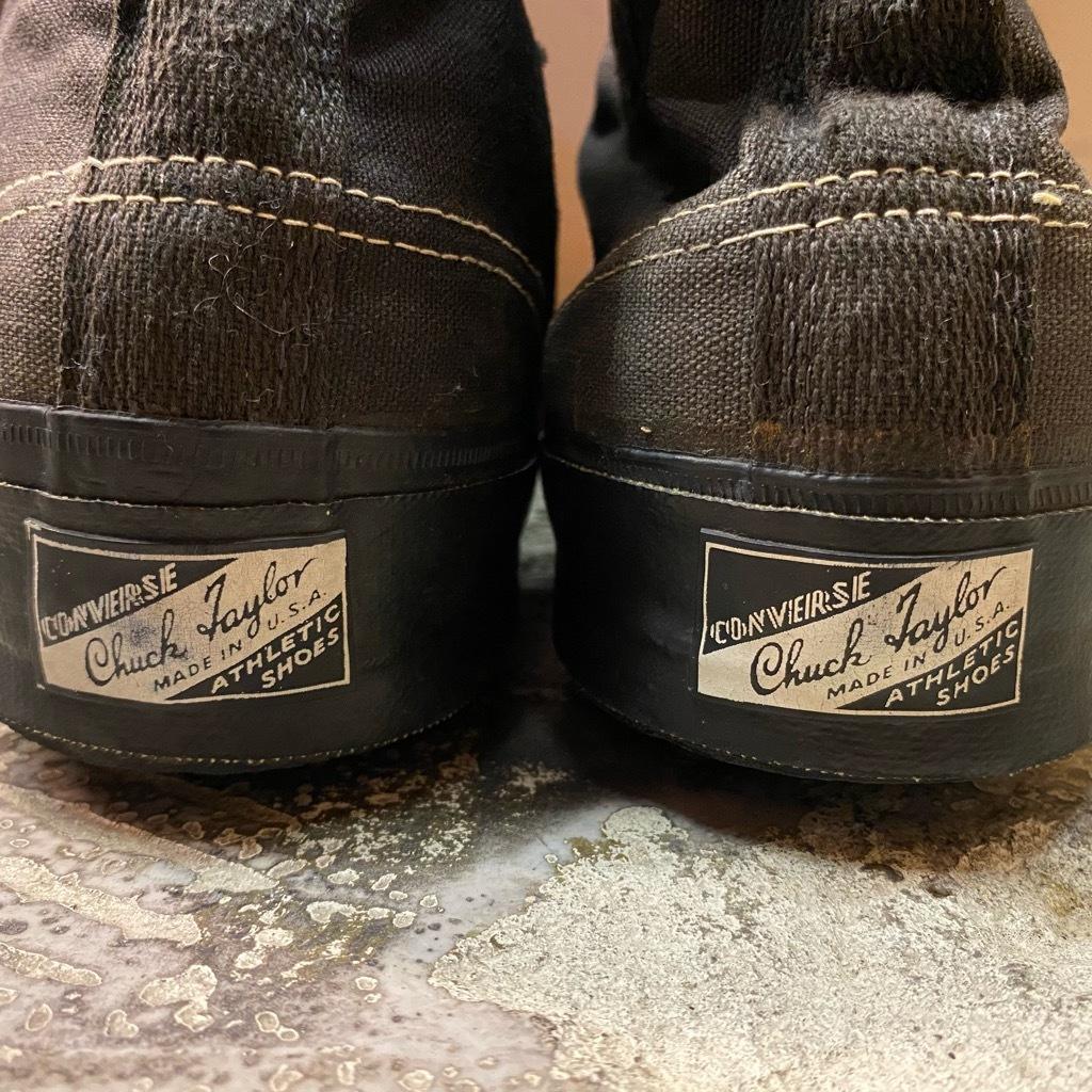 5月26日(水)マグネッツ大阪店Vintage入荷日!! #3 Sneaker編!! 1945 U.S.Military TrainingSneaker,ChuckTaylor,PRO-Keds!!_c0078587_12442234.jpg