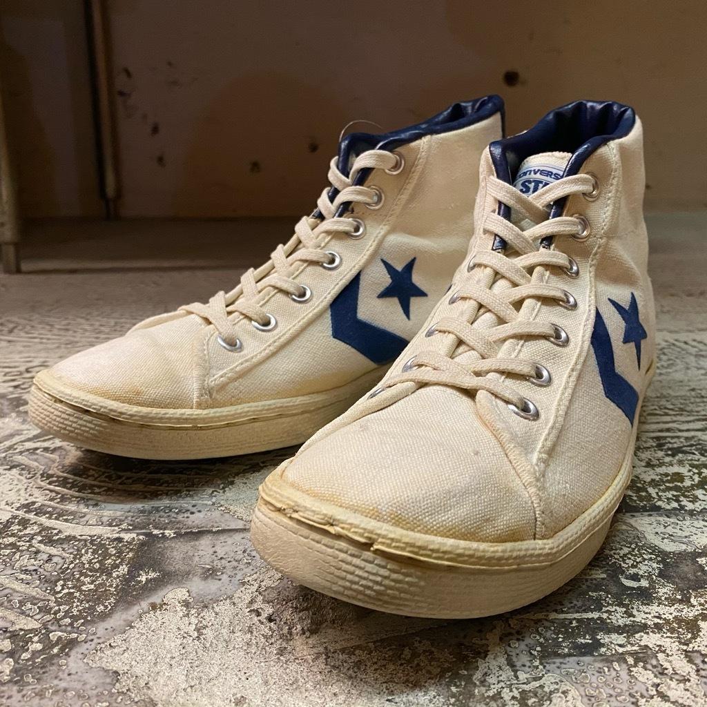 5月26日(水)マグネッツ大阪店Vintage入荷日!! #3 Sneaker編!! 1945 U.S.Military TrainingSneaker,ChuckTaylor,PRO-Keds!!_c0078587_12484898.jpg