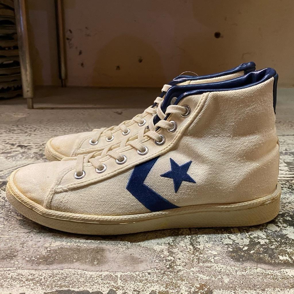 5月26日(水)マグネッツ大阪店Vintage入荷日!! #3 Sneaker編!! 1945 U.S.Military TrainingSneaker,ChuckTaylor,PRO-Keds!!_c0078587_12485038.jpg