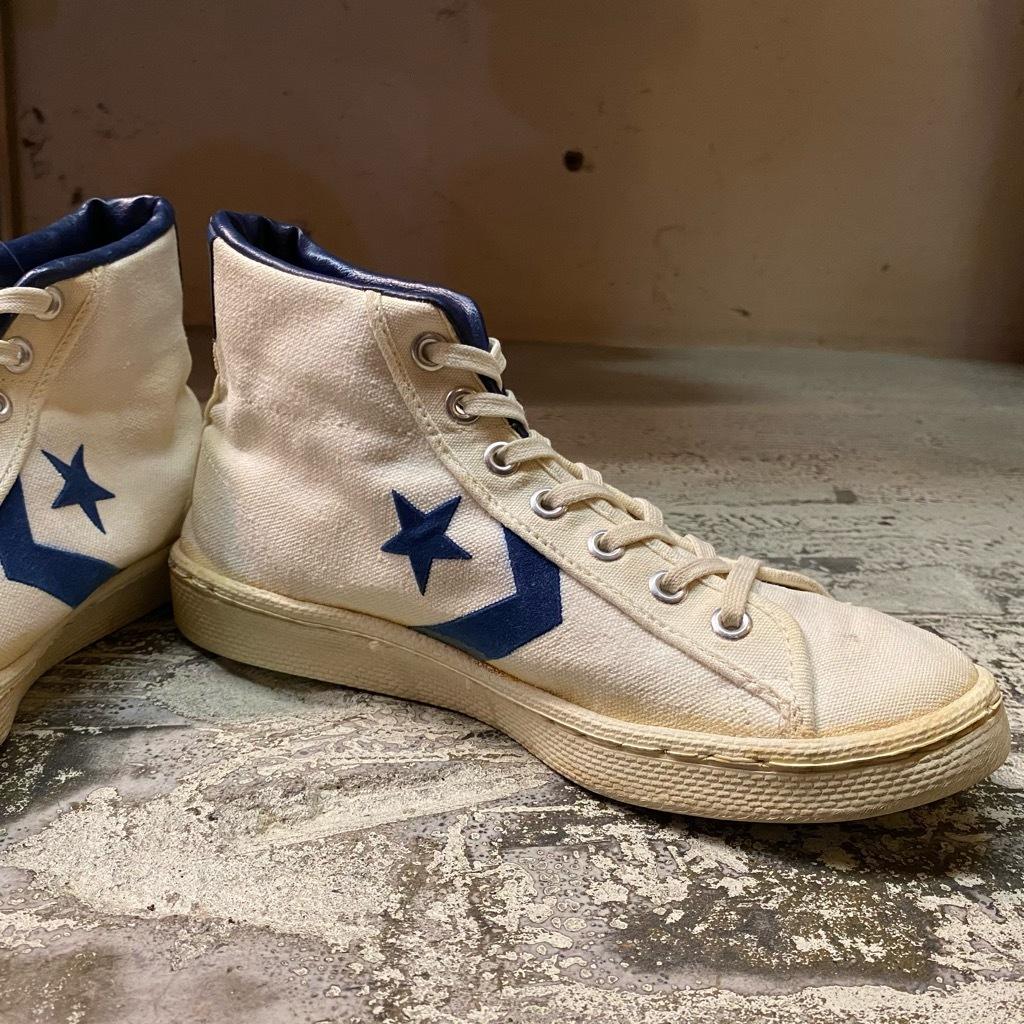 5月26日(水)マグネッツ大阪店Vintage入荷日!! #3 Sneaker編!! 1945 U.S.Military TrainingSneaker,ChuckTaylor,PRO-Keds!!_c0078587_12485586.jpg