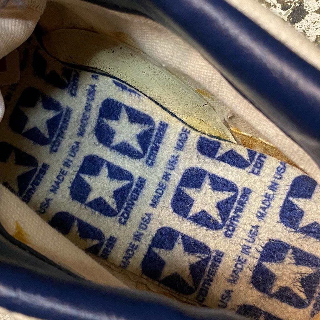 5月26日(水)マグネッツ大阪店Vintage入荷日!! #3 Sneaker編!! 1945 U.S.Military TrainingSneaker,ChuckTaylor,PRO-Keds!!_c0078587_12491082.jpg