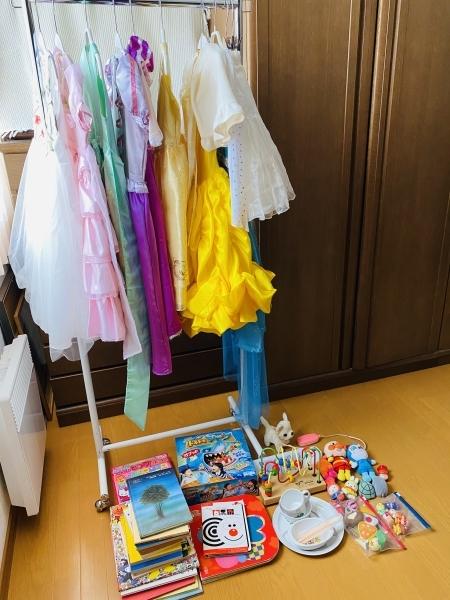 小学4年生日記② 9才の娘が、おもちゃ、絵本、ドレスを・・私は思い出のおもちゃを・・手放し大会 開催!!_a0239890_10444422.jpg