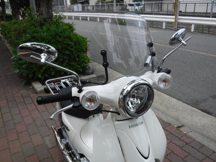 スーパーカブ110 JA07 中古車入荷!_e0157602_14083915.jpg