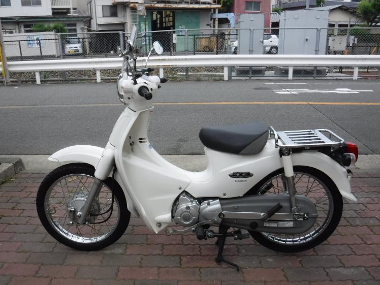 スーパーカブ110 JA07 中古車入荷!_e0157602_14084058.jpg