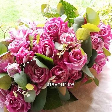 楽しい花遊び♪_d0169179_00110130.jpg