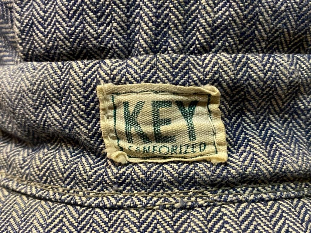 5月26日(水)マグネッツ大阪店Vintage入荷日!! #5 Work編!! BlackCovert,Dickies,Sears,KEY,NewspaperBag!!_c0078587_18411194.jpg