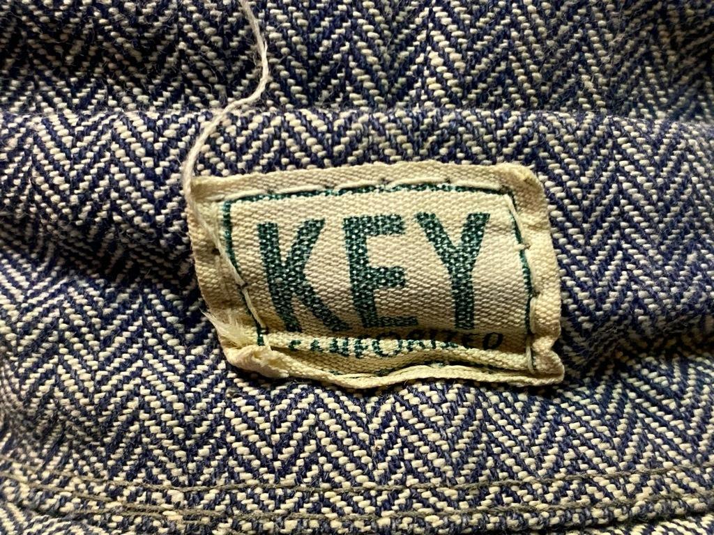 5月26日(水)マグネッツ大阪店Vintage入荷日!! #5 Work編!! BlackCovert,Dickies,Sears,KEY,NewspaperBag!!_c0078587_18412538.jpg